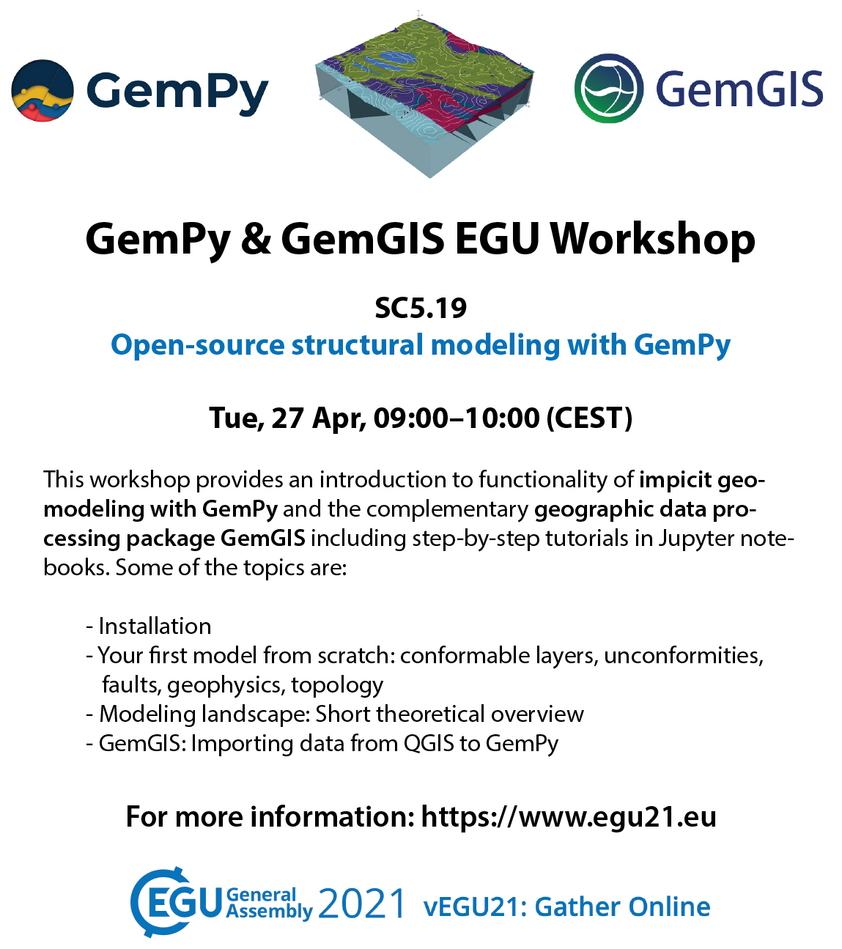 EGU Workshop